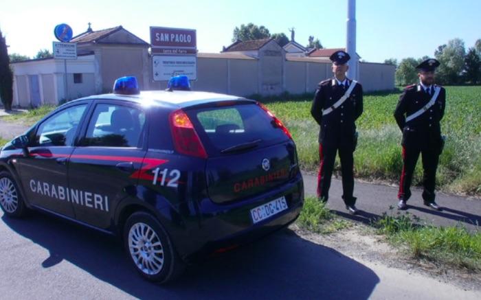 carabinier san paolo