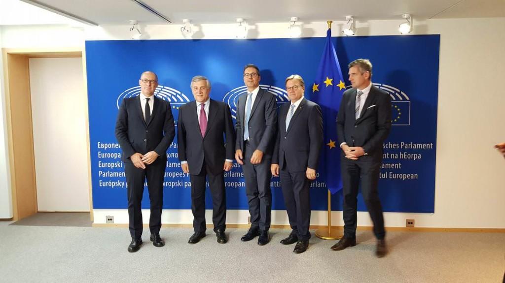 euroregio Tajani