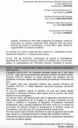 lettera USB Brescia 1