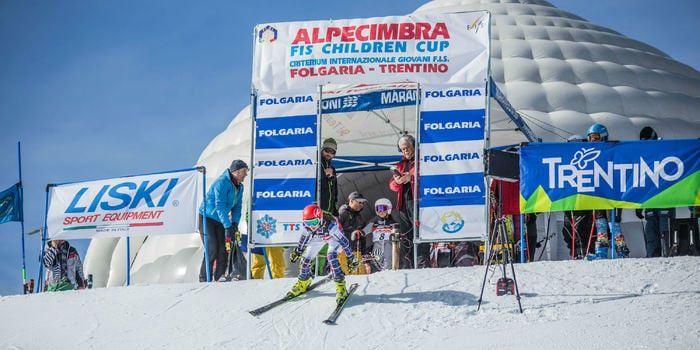 Alpe Cimbra Fis Children Cup 1