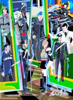 CALENDARIO 2018 carabinieri 01