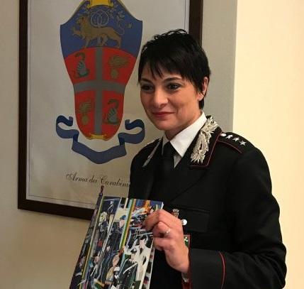 Carabinieri calendario Sondrio