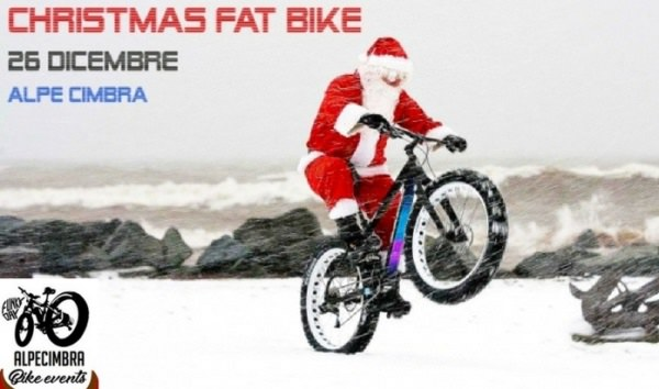 Christmas Fat Bike Alpe Cimbra 1