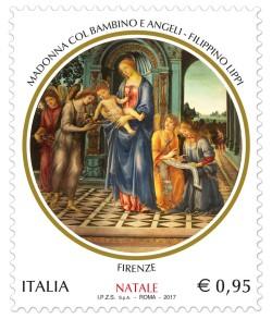 Natale Madonna col Bambino Filippino Lippi 0