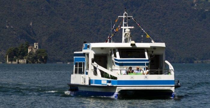 Navigazione Lago Iseo 0