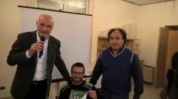 Nezosi con Maurizio Zedda e Mauro Milesi