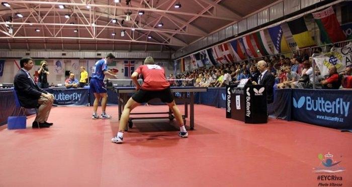 Tennis tavolo Riva 1