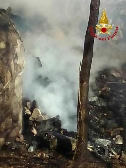 Vigili fuoco Darfo - Incendio 0