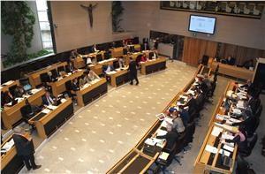Consiglio provinciale Bolzano