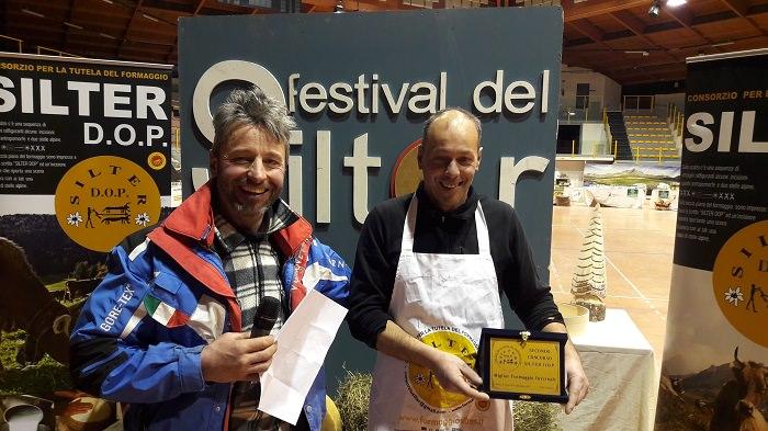 Premiazioni Festival Silter Dop 02