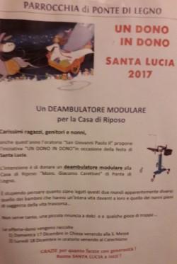 Santa Lucia lettera 1