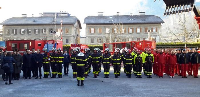 Vigili del fuoco Trento 0