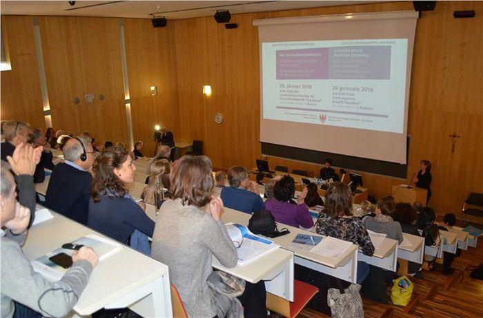 Bolzano - convegno medicina
