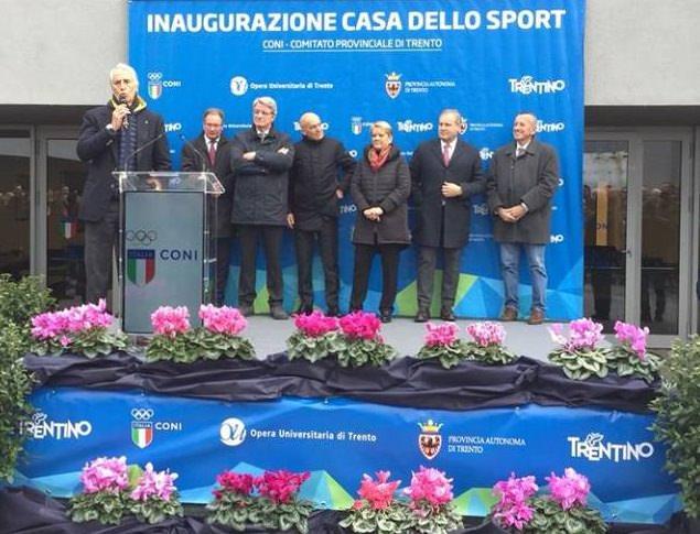 Malagò Coni Trentino 1