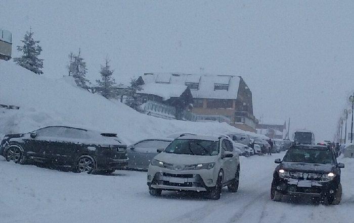 Neve - strade