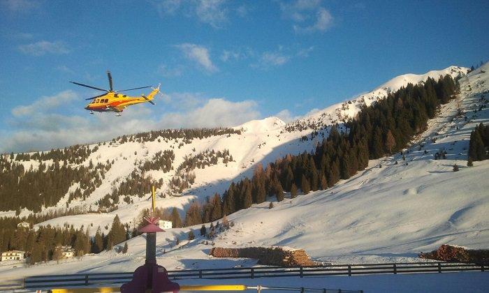 Passo Brocon Soccorso Trentino Emergenza