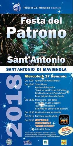 Sant'Antonio Mavignola 0