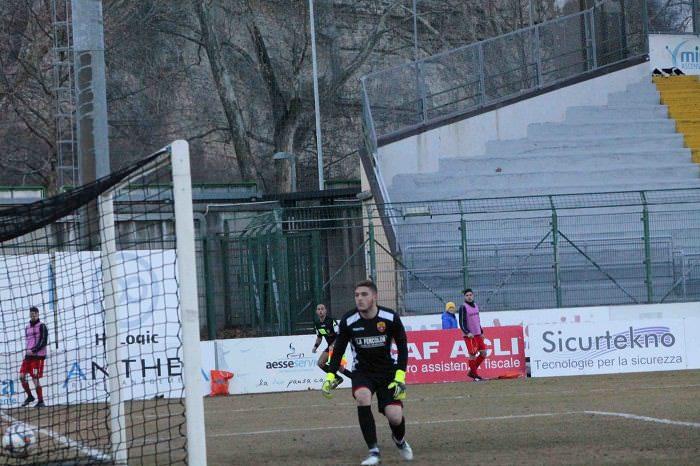 Trento- Scanzorosciate gol