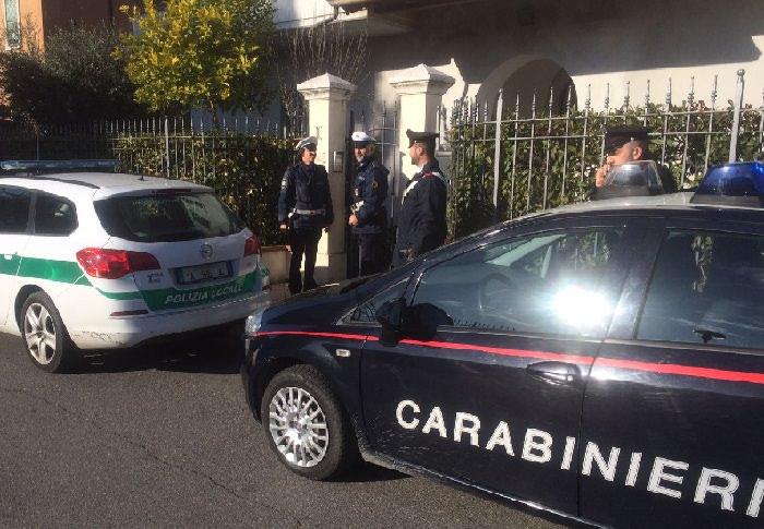 carabinieri e polizia locale 1