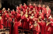 coro gospel Delebio 1