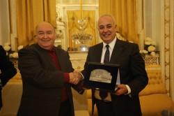 Presidenti Bort e Algieri