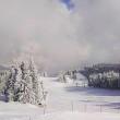 borno ski area neve
