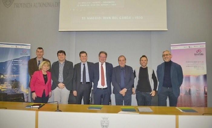 Comitato tappa - Trento