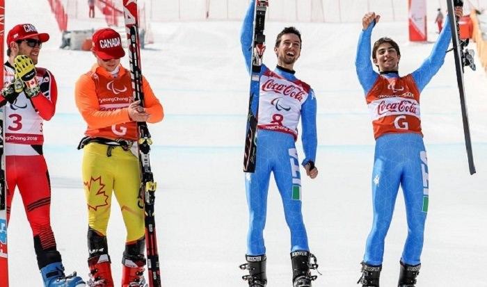 Paralimpiadi Invernali Bertagnolli Casal