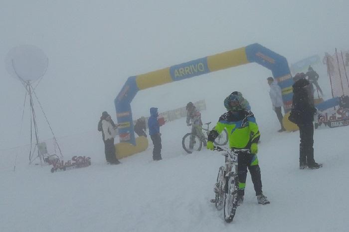 Passo Tonale Winter