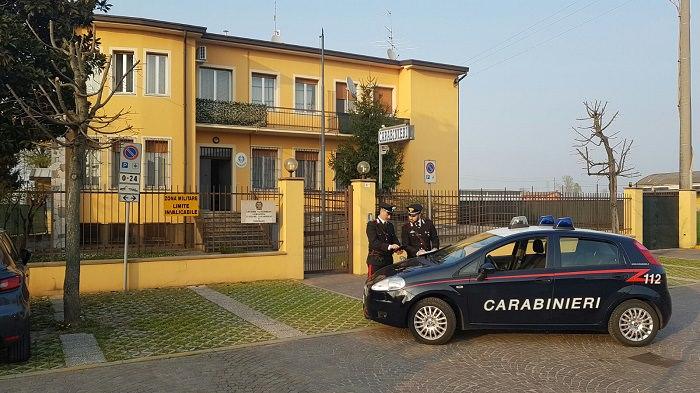 carabinieri Trenzano 1