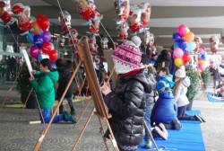 concorso pittura children