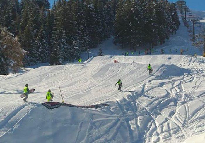 snowboard borno