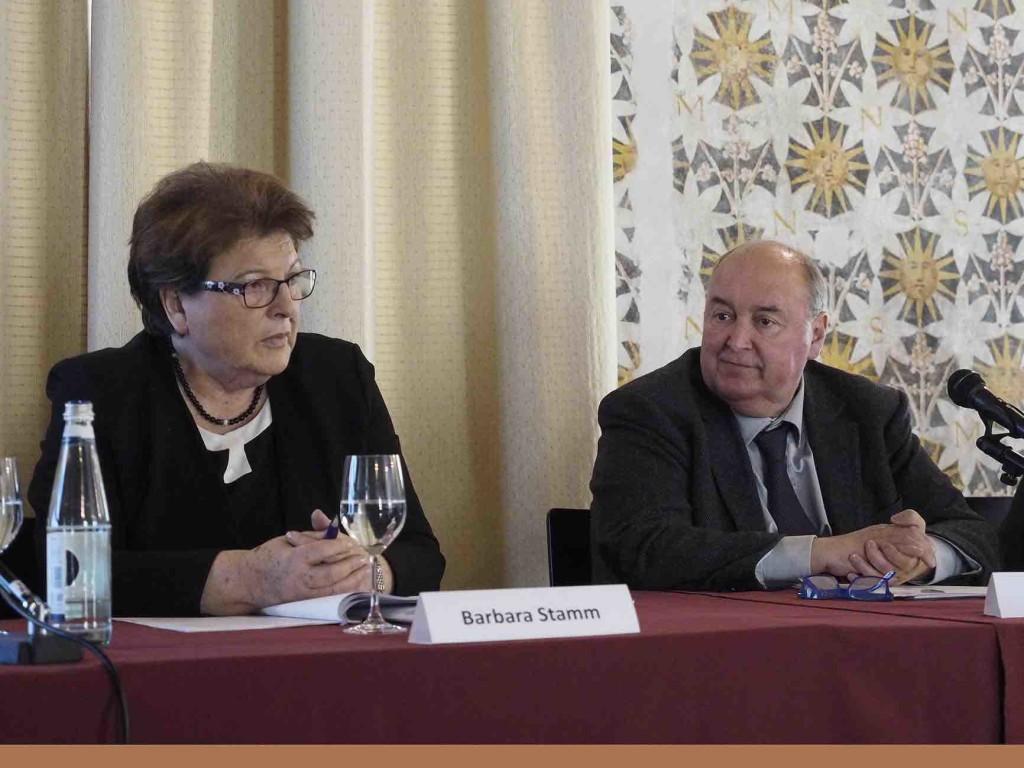 visita delegazione bavarese a  palazzo Roccabruna©2018 ph Romano Magrone