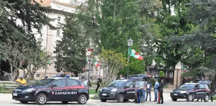 Carabinieri trento controlli 1