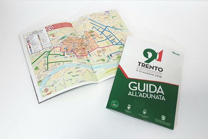 Guida Adunata Alpini Trento