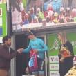 Michael Rech premiazione Tour of Alps Folgaria