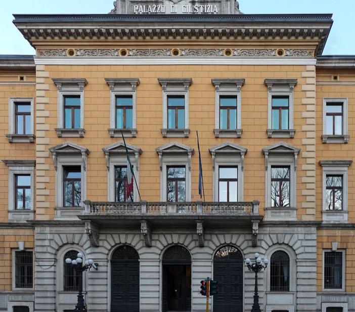 Palazzo di Giustizia trento