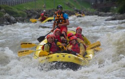 rafting extreme