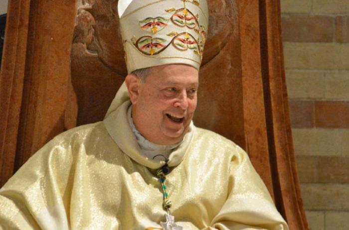 Vescovo- Oscar Cantoni