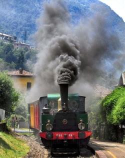 Edolo - treno storico