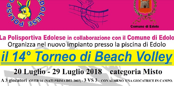 Torneo Beach Volley - Edolo