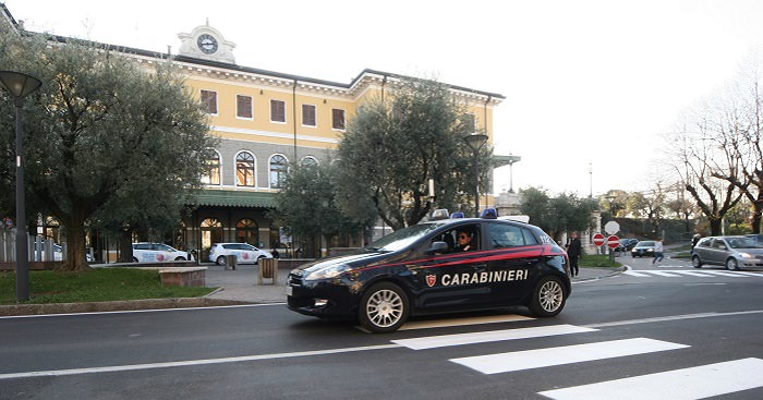 carabinieri - stazione Desenzano Garda