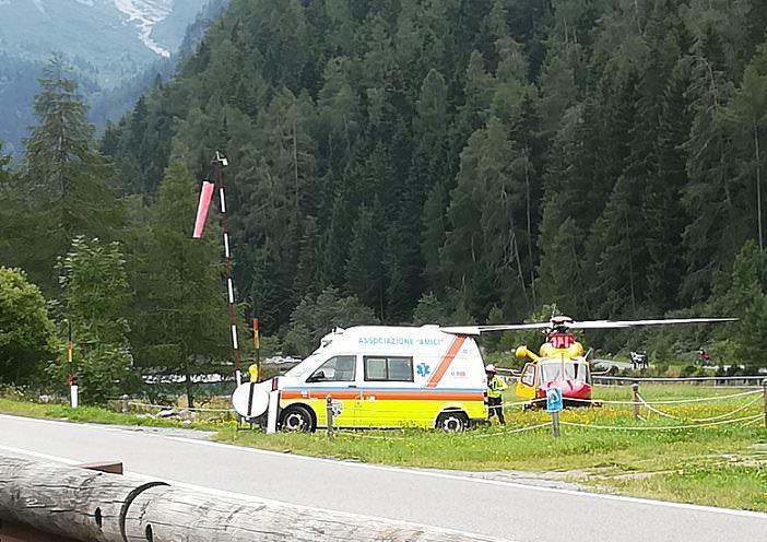 Ponte di Legno - Ambulanza - Elisoccorso