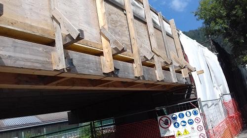 Ponte Di Legno Ufficio Turismo : Ponte di legno disagi e code d auto per i lavori sul viadotto