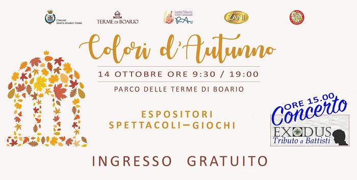 Boario Terme - colori d'autunno 1