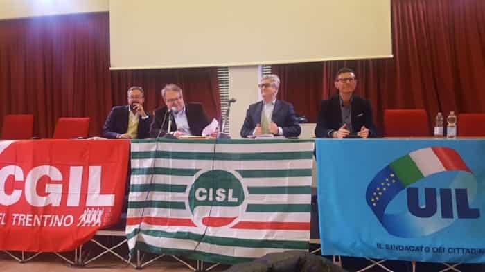 Cgil Cisl Uil - Trento