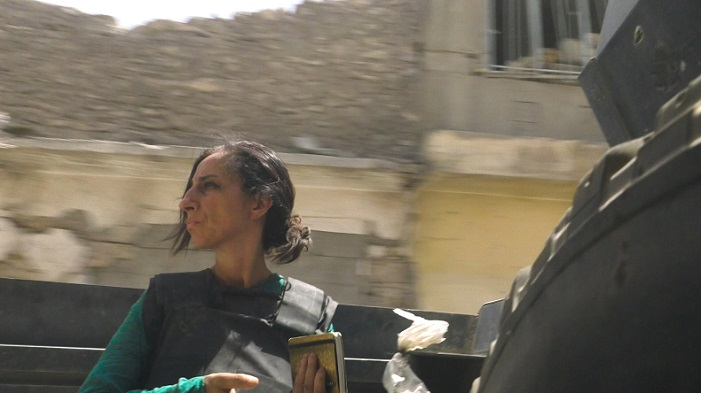 Lucia Goracci Mosul