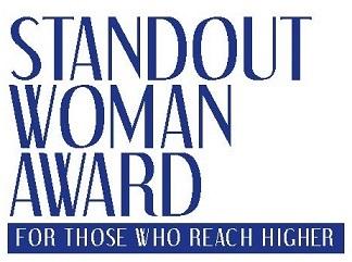 STANDOUT WOMAN AWARD 1