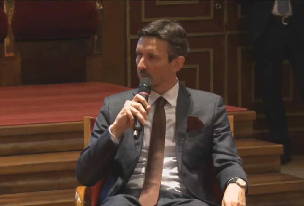 assessore Achille Spinelli Trento
