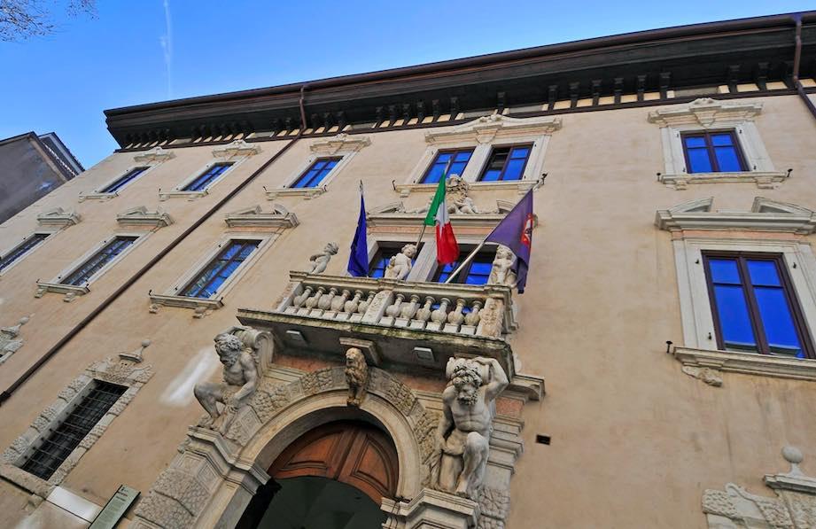 rettorato universita trento GiovanniCavulli